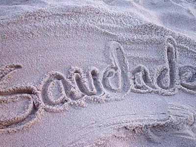 ϟ●• ''Saudade''  ϟ●•