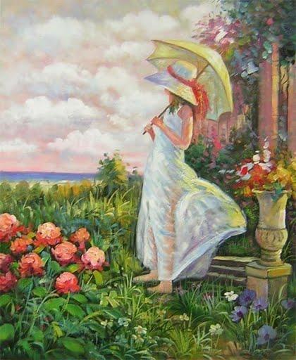A Dança das Flores
